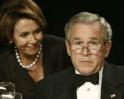 Pelosi: How Long Can I Blame Bush? How Does Forever Sound?