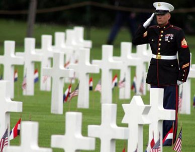 Memorial Day 2010: Thank You